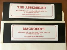 Macrosoft / The Assembler - Apple II Home Computer