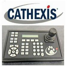 Cathexis Surveillance Video Camera PTZ Keyboard Controller CCTV (KBD 3000)