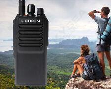 LEIXEN 25W 16CH UHF FM Ham Two-way Radio Walkie Talkie Intercom 10Km 400-480MHz