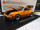 PORSCHE 911 Carrera 3.2 Coupe G-Modell orange 1984 KYO5522P0 Kyosho limited 1:43