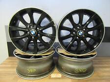 1x Satz ORIGINAL BMW ALUFELGEN + BMW 1er E81 E82 E87 8,5x18 7,5x18 Zoll 6779380