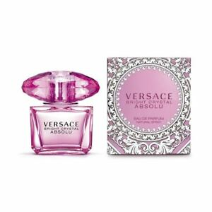 Versace Bright Cristal Absolu 90ml Edt For Women