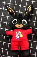 PELUCHE Coniglietto Nero bing cartone animato 30 cm