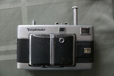 Scarce Voigtlander Vitessa Camera W/Voigtlander Color-Skopar 1:3.5/50 Lens-NICE!