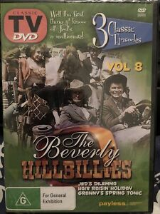 The Beverly Hillbillies Volume 8 DVD Brand New And Sealed