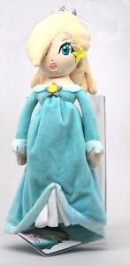 "GENUINE Super Mario Princess Rosalina All Star Plush 10.5"" Little Buddy 1596"