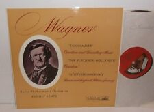 ALP 1513 Wagner Tannhauser & Gotterdammerung Oberturas BPO Rudolf Kempe R/G