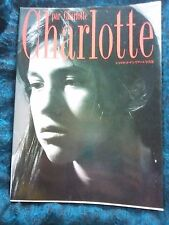 Charlotte Gainsbourg photo book ,Charlotte par Charlotte,Jane Birkin's interview