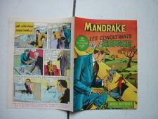 MANDRAKE  / RARE   FLYER PROMO  POUR  LA PARUTION   DU   NUMEROS 1 /  1962