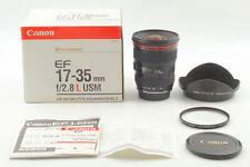 [Top MINT] Canon EF 17-35mm f/2.8 L USM AF Wide Angle Zoom Lens From JAPAN