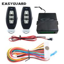 EASYGUARD keyless entry kit remote central door unlock/locking trunk release 12V