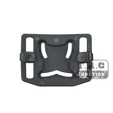 Tactical Belt Loop Platform w/ Screws for Blackhawk CQC Serpa Pistol Gun Holster