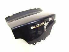 SUZUKI AN650 BURGMAN SCOOTER FRAME CENTER COVER REAR RR TAIL PIECE PLASTIC