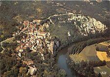 BR3811 Le Lot St Cirq Lapopie Le plus beau village de France  france