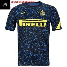 Maglia Calcio Inter 2020 2021 Prepartita Allenamento Nike Leggi descrizione