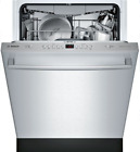 """Bosch SHXM4AY55N 100 Series 24"""" Fully Integrated Dishwasher Stainless photo"""
