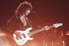 "12""*8"" concert photo of Ritchie Blackmore of Deep Purple - Knebworth 1985"