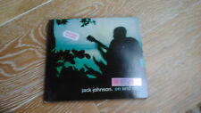 Jack Johnson On and On Limited edition Cd with Bonus Track
