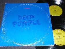 DEEP PURPLE Purple Passages / US Compilation DLP 1972 WARNER 2LS 2644