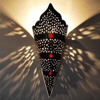 """Orientalische wandlampe Lampe MAROKKO Wandschirm Orient Schirm Lampe """"Royal"""""""
