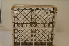 Vollrath 36 Compartment Commercial Dishwashing Glass Rack w/1 Extender L#885