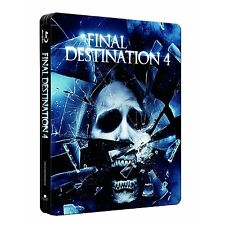 Final Destination 4 in 3-D Blu-ray SteelBook
