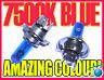 H4 Ice Blue Xenon Headlight Bulbs Headlamp Spare Part For Nissan Navara D22 D40