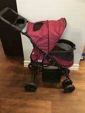 Scratch & Dent Pet Gear NO-ZIP Pet Stroller Zipperless Entry Cats Dogs