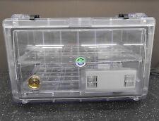 Belart Horizontal Secador Desiccator 420740115 With Built In Hygrometer