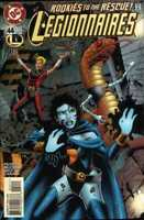 Legionnaires #44 in Very Fine + condition. DC comics [*nw]