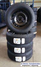 4x Winterräder VW Golf 6 VW Caddy Touran uvm. 195/65 R15 91T Vredestein Reifen