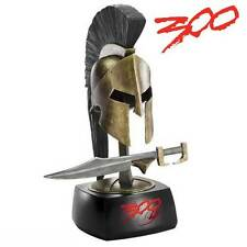Leonidas mini épée display/ouvre-lettre. noble collection 300 film casque
