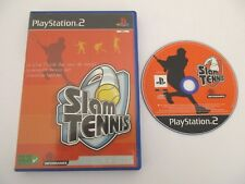 SLAM TENNIS - SONY PLAYSTATION 2 - Jeu PS2 PAL Fr