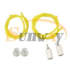 Fuel Line Pipe Filter Kit Primer for Partner T210 T240 T250 T251 T280 T281 T330