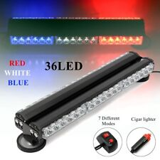 New 36 LED Car Truck Police Emergency Strobe Light Bar Warning Traffic Top Roof