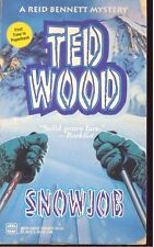 Snowjob by Ted Wood (1995, Paperback)