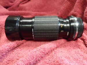 Sigma Olympus fit 70-200 Zoom lens, no case