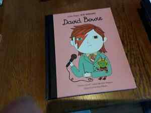Little People,Big Dreams  David Bowie by Maria Isabel Sanchez Vegara,