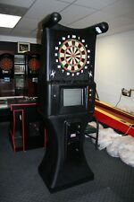 Arachnid Galaxy 2 ELECTRONIC Commercial Coin Operated Dart board machine