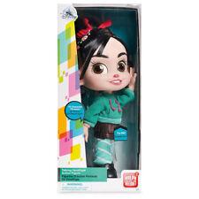 Disney Store Wreck it Ralph 2 Vanellope Von Schweetz Talking Doll BNIB Exclusive