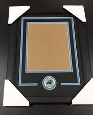 CAROLINA PANTHERS Medallion Frame Kit 8x10 Photo Double Mat Vertical