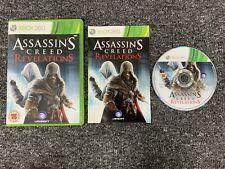 Assassins Creed Revelations - Xbox 360 Complete UK PAL