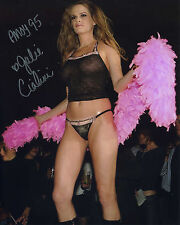 Julie Cialini Playboy Playmate signed 8x10 photo NEW HOT A9 PMOY 1995