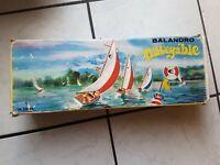 Ocean Racing Yacht  (Baandro Navegable )- vielleicht Sammler/Bastler --+ Karton