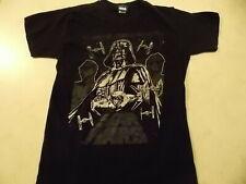 Star Wars For The Glory Of Empire Vintage Medium Black T-Shirt dvd blu ray image