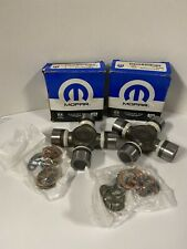 2 OEM MOPAR AXLE UNIVERSAL JOINTS DODGE DAKOTA CHEROKEE GRAND CHEROKEE RAM