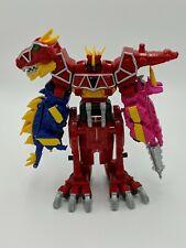 EUC BANDAI Power Rangers Dino Charge Kyoryuger DX Kyoryujin Megazord Rare Toy