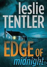 The Chasing Evil Trilogy: Edge of Midnight by Leslie Tentler (2013, CD, Unabridg