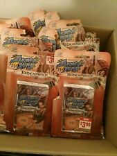 Shaman King TCG Card Game Reincarnation Blister Lot 48 Packs = 2 Booster Boxes