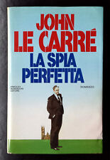 John Le Carré, La spia perfetta, Ed. Mondadori, 1986